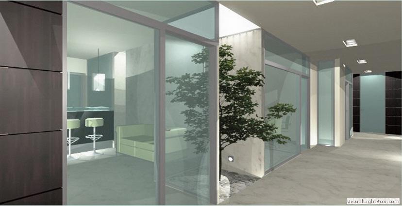Uffici arredamento d 39 interni bart conterio architetto for Arredamento architettura interni